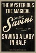 The Great Savini (2013)