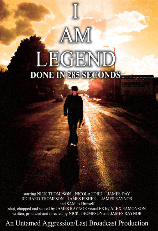 I Am Legend: Done in 285 Seconds (2008)