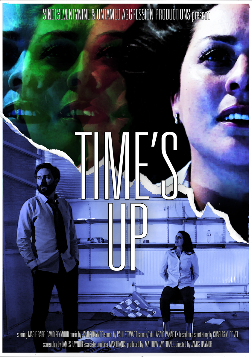 Time's Up (2018) One Sheet