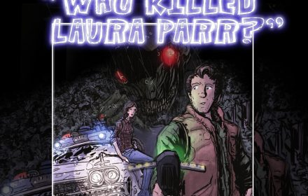 Who Killed Laura Parr? A GHOSTBUSTERS Comic Book Soundtrack